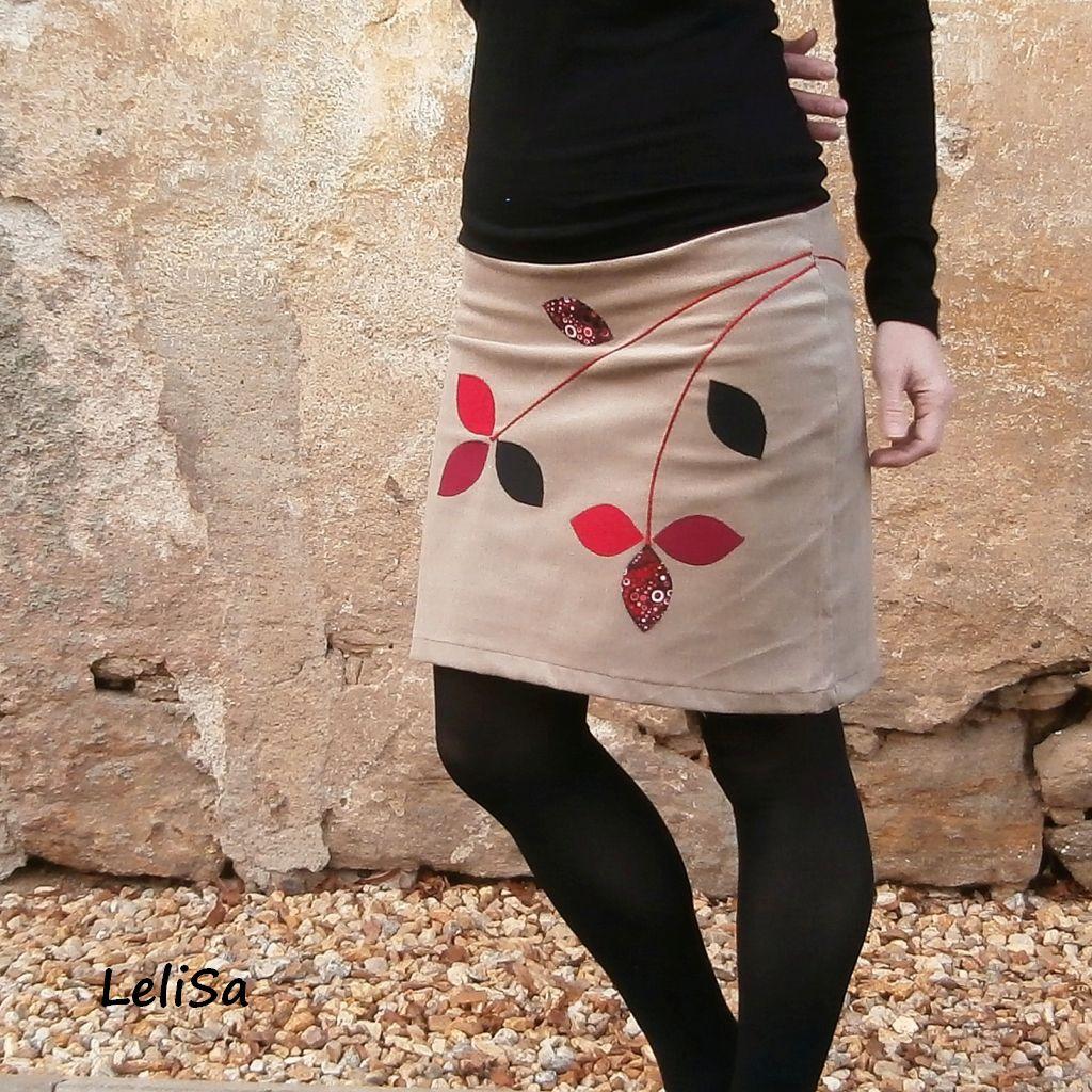c04f1ea9edb Manšestrová sukně áčková 037